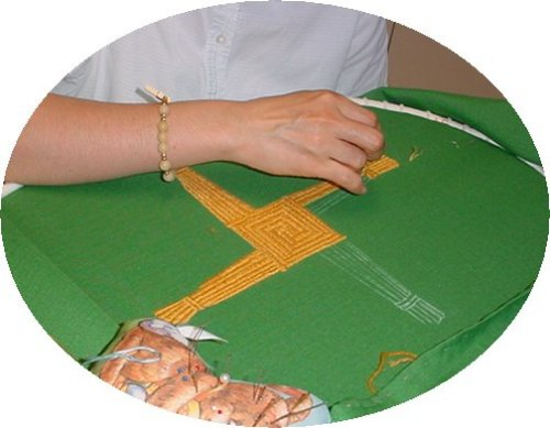 LITURGICAL EMBROIDERY